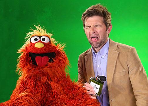 Nerd Ben.Muppets